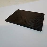 Стекло керамическое огнестойкое 4 мм чёрное, фото 1
