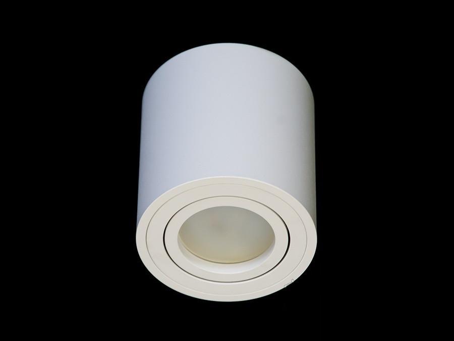 Светильник поворотный под лампу MR16 Q106R-WH