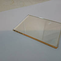 Керамічне скло вогнетривке 4 мм прозоре