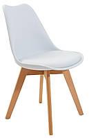 Стул Жаклин CX (с мягким сиденьем) (цвет Белый)