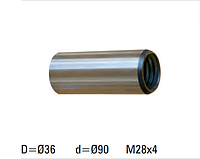 Втулка пальца ушка рессоры стальная SCANIA 128680