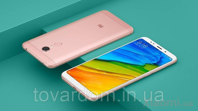Смартфон Xiaomi Redmi 5 Plus 3/32Gb
