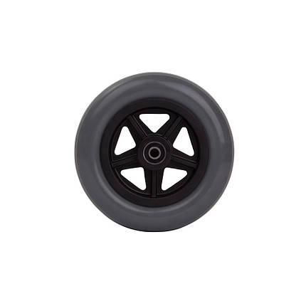 """6"""" колесо с PU шиной, фото 2"""