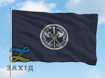 Флаг Службы Судебной Охраны
