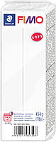 Полімерна глина Fimo Soft біла 454 грами Staedtler, 80210