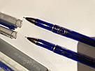 Ручка гелевая со стираемыми чернилами 9016 синяя, фото 4