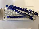 Ручка гелевая со стираемыми чернилами 9016 синяя, фото 2