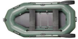 Трехместная надувная гребная лодка Bark В-280D книжка
