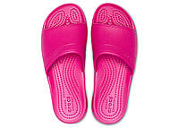 Crocs Classic Slide оригинал США сланцы шлепанцы женские J6 38 - 39 крокс