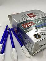 Ручка маслиная LUVA CL-7 Tri-Flash синяя