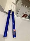 Ручка маслиная LUVA CL-7 Tri-Flash синяя, фото 3