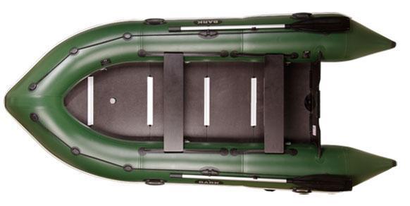 Надувная моторная лодка 6-8 мест ВN-360S