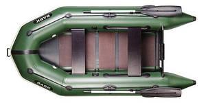 Двухместная надувная моторная лодка Bark ВT-270