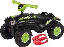 Квадроцикл каталка Гонки машинка каталка детская для мальчика с защитой для обуви BIG 56410