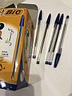 Ручка шариковая BIG синяя, фото 5