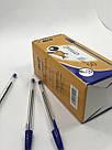 Ручка шариковая BIG синяя, фото 3