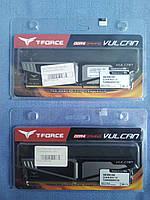 Модуль памяти DDR4 4GB 2400MHz Team T-Force Vulcan Gray 14-16-16-31