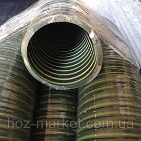Шланг гибкий для выкачки фекалий ассенизаторский д.100мм