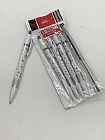 Ручка шариковая Flair синяя 5 шт