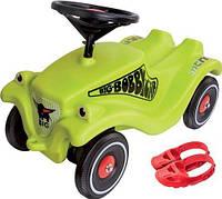 Детская машинка каталка толокар Гонщик детская для малышей BIG с защитой для обуви 56074, фото 1
