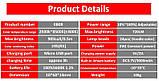 Viltrox RB08 двухцветный 2500 K-8500 K видео светодиодный свет портативный встроенный аккумулятор ультратонкий, фото 8