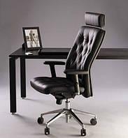 Кресло для руководителей CHESTER R HR steel chrome ECO-30