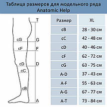 Колготы компрессионные (22-33 мм рт.ст.) 2 класса компрессии 1336, фото 3
