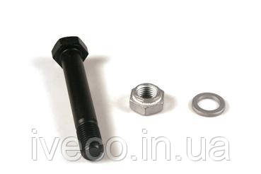 Болт рессорный металл. BPW M30x3.5x190 с гайкой и шайбой 0585700030