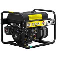 Генератор бензиновый сварочный AGT WAGT 220 DC BSBE R26 (PFWAGT220DCB26E)