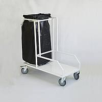 Столик-тележка для уборки СТ-ПТ - по предоплате