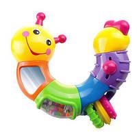 Развивающая игрушка для малышей HOLA Гусеница