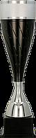 Кубок  3147, серебристо'-черный