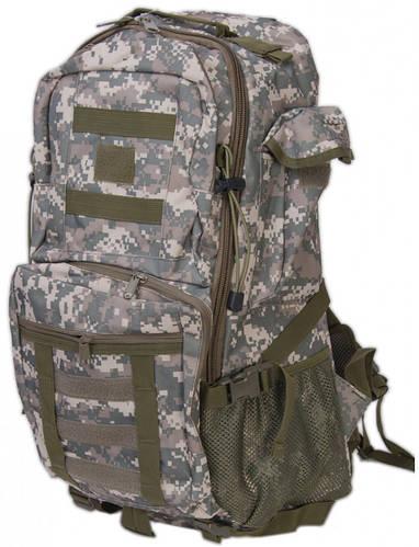 Удобный городской рюкзак из нейлона Innturt 40 л Large A1021-1 camouflage, камуфляж