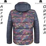 Куртка пуховик камуфляжная мужская Lee Cooper из Англии - зима/демисезон, фото 2