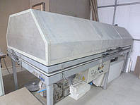 Мембранно вакуумный пресс Istra VP300/130/12 (Латвия), высота заготовки до 600 мм, б/у 2008 г. выпуска, фото 1