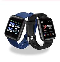 Спортивные фитнесс-часы, смарт часы  Smart 116 Plus, фото 1