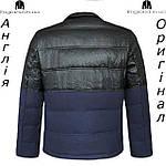 Куртка пуховик чоловічий Lee Cooper з Англії - зима/демісезон, фото 2