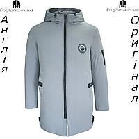 Куртка парка пуховик мужская Lee Cooper из Англии - зима/демисезон
