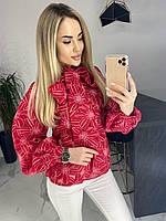 Блузка женская в расцветках  52049, фото 1