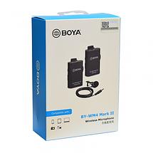 Петличный микрофон Boya BY-WM4 Mark II - радиомикрофон (беспроводная микрофонная система), фото 2