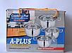Набор кастрюль из нержавеющей стали посуды с крышками aplus нержавейка, фото 6