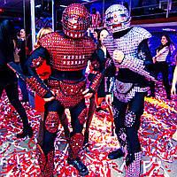 LUXURY шоу Киев. Роботы на свадьбу, корпоратив. VIP шоу программа.