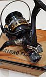 Катушка Hiboy J3-40FR 9+1, фото 3