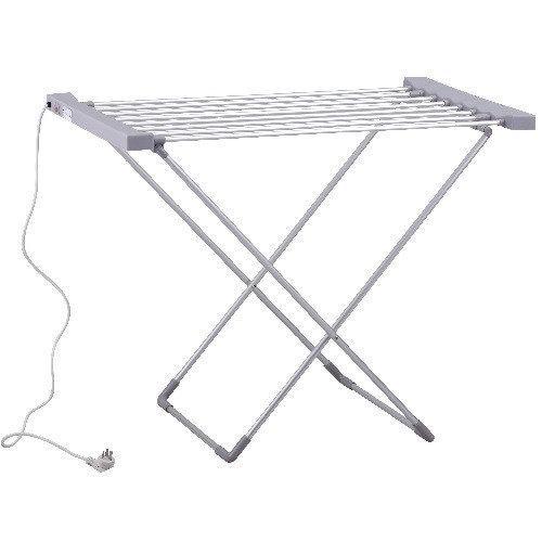Сушилка для белья одежды электрическая електрична раскладная Besser 10291