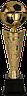 Кубок  4161, золотистый