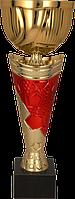 Кубок  4170D, золотисто'-красный