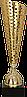 Кубок  4175, золотистый