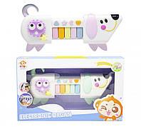 Музыкальная развивающая игрушка для малышейОрган - Пианино Знаний Собачка, BA7899