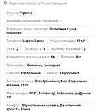 Площадь Рынок-2 комн.для 8 чел.без предоплаты!  Львовская область, Львов, Галицкий, фото 7