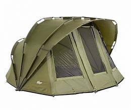 Палатка трехместная Ranger EXP (4000x3300x1750мм), оливковая